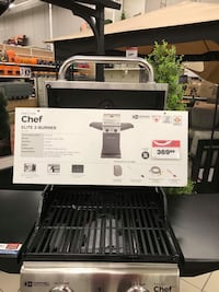 New MasterChef Elite 2 burner outdoor BBQ Calgary, T3J 5G8