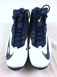 New Nike Zoom 3/4 Navy/White size 13.5 Sparks