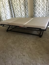 Twin Guest Fold Down Bed