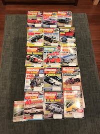 Mustang and fords magazines