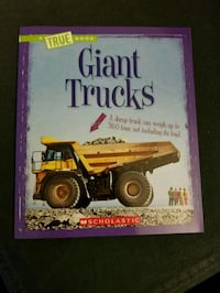 A True Book - Giant Trucks  Toronto, M5J 3B1