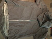 gray zip-up jacket 26 km