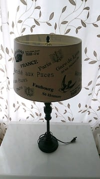 LAMP//LAMPE//FRANCE//35$//BRAND NEW Châteauguay