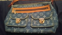louis Vuitton Denim Handbag Apple Valley, 92308