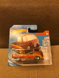 Hot Wheels Volkswagen T2 Pickup Tuzla, 34944