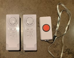 Calling device for patients and the disabled