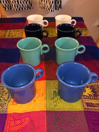 Brand new Fiestaware Mugs- great deal Falls Church, 22042