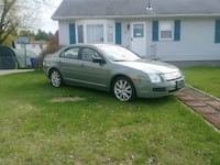 Ford - Fusion - 2008 Hudson