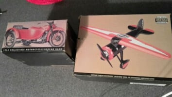 NEW Harley-Davidson collectable banks