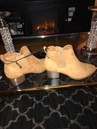 Tan Suede Boots Toronto, M6N 4T6