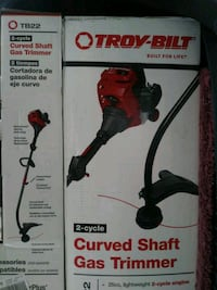 NEW Troybilt Gas String Trimmer Weed Eater Wacker Henderson, 89002