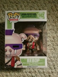 FUNKO POP EXCLUSIVE leatherface, bebop, scare glow Clifton, 20124