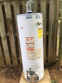 white and gray water heater Woodbridge, 22193