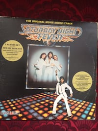 saturday night fever vinyl disc Toronto, M3N 2G9