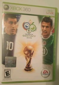 Xbox 360 Fifa World Cup Germany 2006 Video Game  Troy, 12180