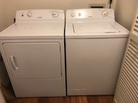 Hot Point washer & dryer Englewood, 07631