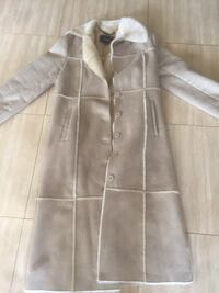 Suede trench coat Toronto, M1L 3Z5