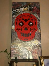 hand painted paintings