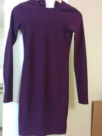 purple long-sleeved dress Ottawa, K2B 7S9