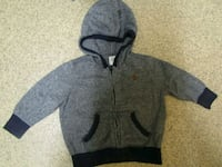 Boys 6mths gap zip up cardigan London