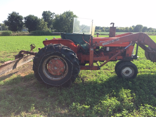 Used 1961 Allis Chalmers D17 for sale in OMAHA - letgo