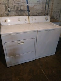 Washing machine electric dryer installed Ann Arbor