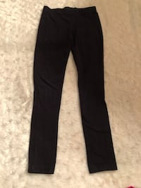 Total Girl S 7/8 Black Full Length Leggings Craigsville, 26205