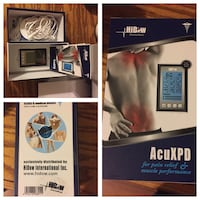 White acuxpd medical device new in box  Las Vegas, 89122
