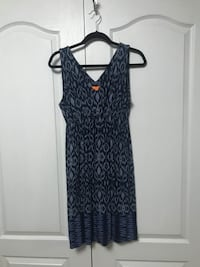 Blue Summer Dress Vaughan