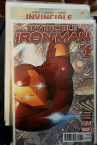Invincible Iron Man 1-14 Fairfax, 22032