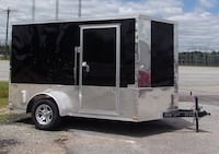 Trailer is 7ft Wide by 10ft Long Oklahoma City