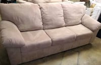 Tan Couch(free delivery) Colorado Springs, 80907