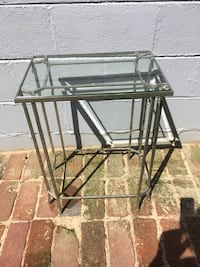 Beveled Glass End Table  Hagerstown, 21742