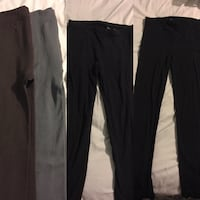 Leggings and thermal tights