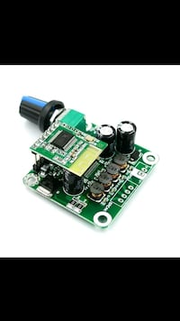 Bluetooth stero amplifier