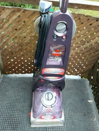 Bissell carpet steam cleaner