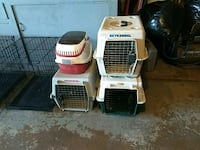Dog pens 3 kennels 3 crates 4 Hampshire, 60140
