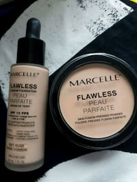 Miracle flawless makeup brand new never used $15 for both are $10eac