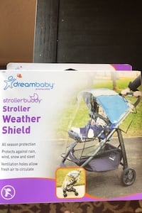 Stroller weather shield/cover Herndon, 20171