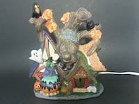 "Halloween Ceramic ""Witch House"" Haunted House Ellicott City, 21043"