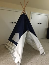 Used Kids Playtime Teepee For Sale In Johns Creek Letgo