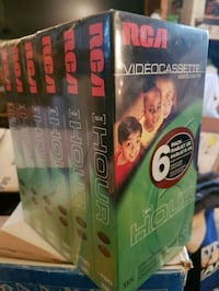 VHS  new blank tapes Toronto, M1P 4P1