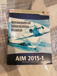 Aeronautical information manual. Vaughan, L4K 5M6