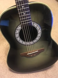 Ovation Ultra 1312 Acoustic Guitar