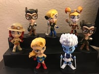 assorted Disney character action figures San Diego, 92129