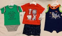 Bundle of brand new 12 months baby boy outfits. Monroe, 28110