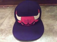black and red Chicago bulls new era snap back cap Columbia, 29223