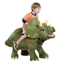 Triceratops ride-on toy Beltsville, 20705