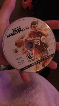 ncaa basketball 10 ps3 North Muskegon, 49445
