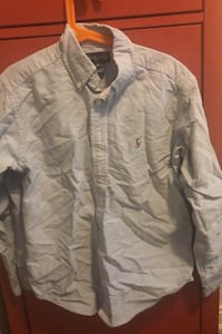 Ralph Lauren Shirt for boys(9/10) Toronto, M4P 1Y5